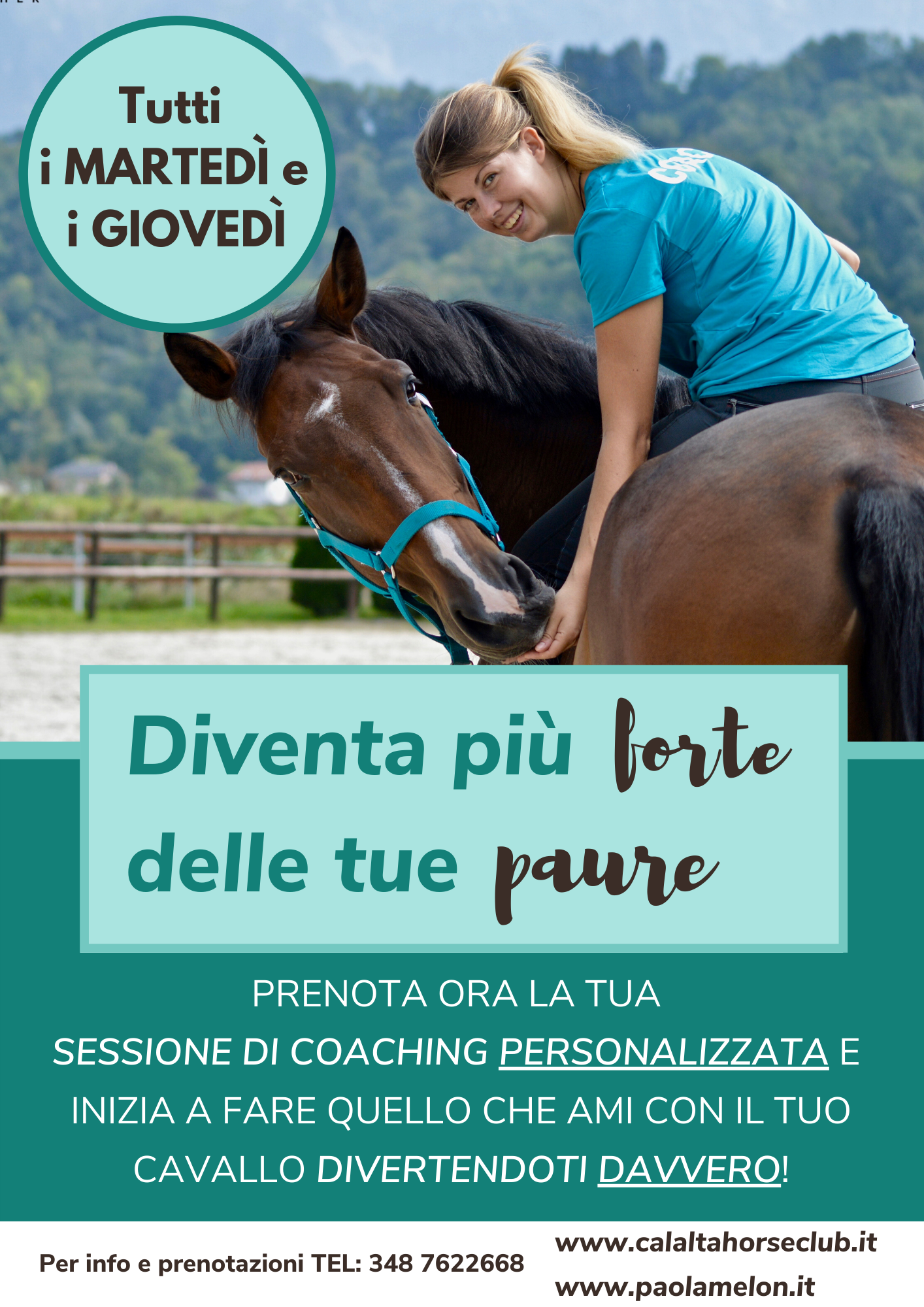 SESSIONI DI COACHING